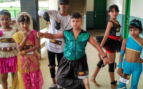 audition of super dancer 2 in ranchi