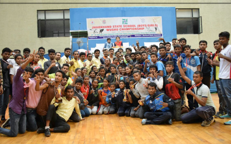 jharkhand-state-school-wushu-boysgirls-competition-concluded-ranchi-awarded-with-overall-champion