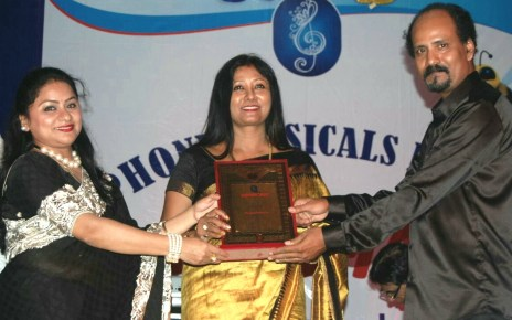 Singing competition by sifini musicals in despriya club campus