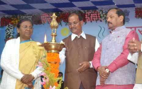 The 17th foundation day of Jharkhand vidhan sabha