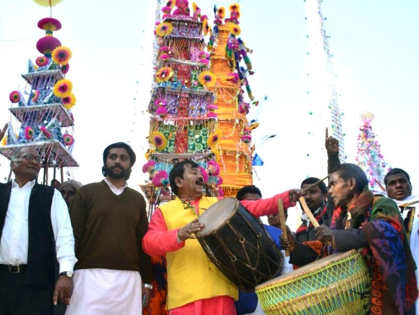 Jharkhand : tusu parv started
