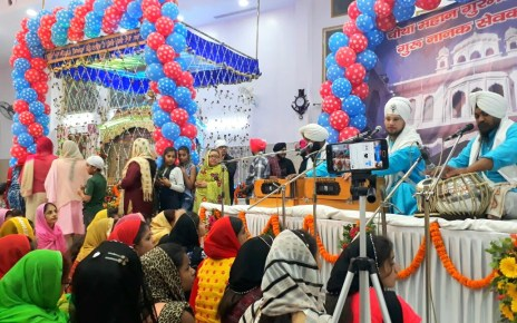 Two days kirtan darbar by guru Nanak sewak jatha