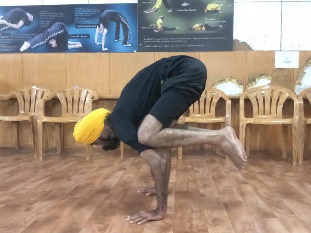 Jagdish  yoga