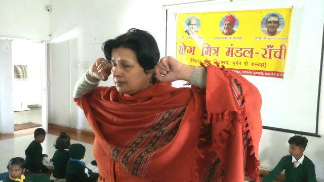 Dr. Parinita Singh  yoga