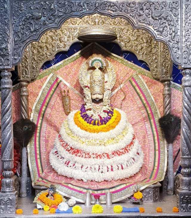 Sattila ekadashi in sri shyam mandir.