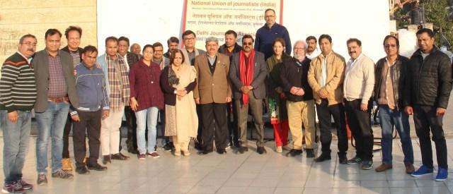 Dja demands for journalists protection act