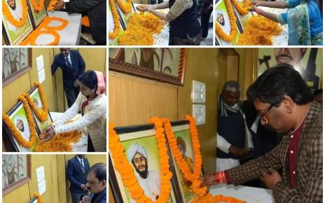The sacrifices of amar shahid sheikh bhikhari and tikket umrao singh cant be forgotten