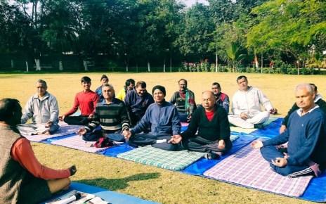 Yoga had deep relation with ecology : sansyasi muktrath