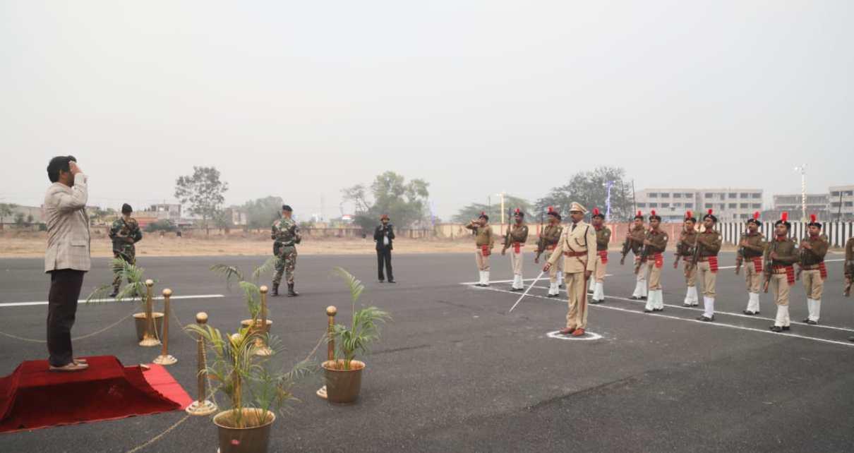 Cm Jharkhand hemant Soren reached dhanbad
