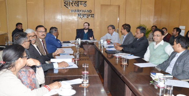 Review by cs for vice president programme on 16th and 17th