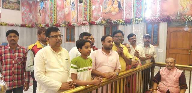 Third and Concluding day of sri shyam falguni satrangi mahotsav