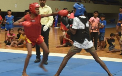 Annual calender of Jharkhand wushu Association for the session 2020- 21 released
