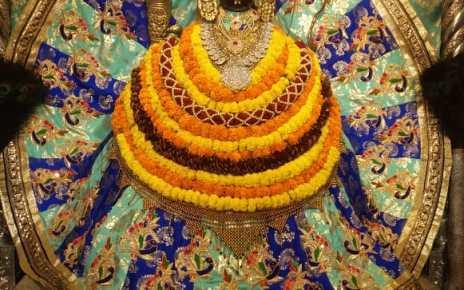 Kamda ekadashi in sri shyam mandir