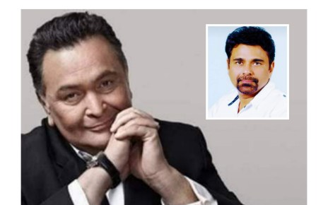 A legend had passed away by the death of rishi kapoor :: lal vijay shahdeo