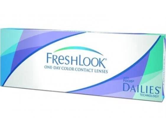Freshlook One Day Numaralı,günlük renkli lens fiyatı,numaralı günlük renkli lens fiyatı.freshlook günlük numaralı lens fiyatı