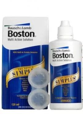 boston simplus 120ml sert lens solüsyonu, sert solüsyon fiyatı,boston solusyon fiyatı