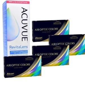 air optix colors 4 kutu set,renkli lens fiyatları, air optix renkli lens fiyatları