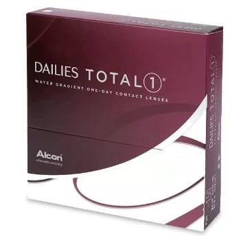 Dailies Total 1 90 lı kutu