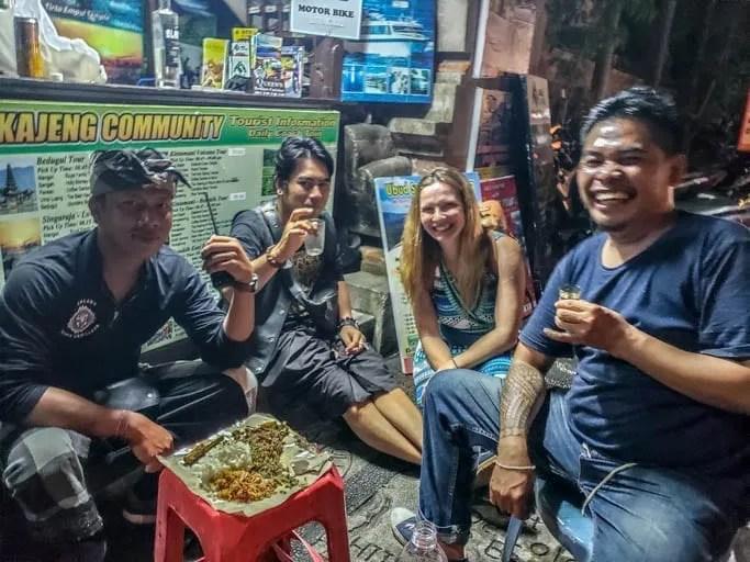 New Year's Eve (Nyepi Eve) in Bali