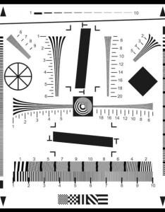 Test chart also lens rentals blog rh lensrentals