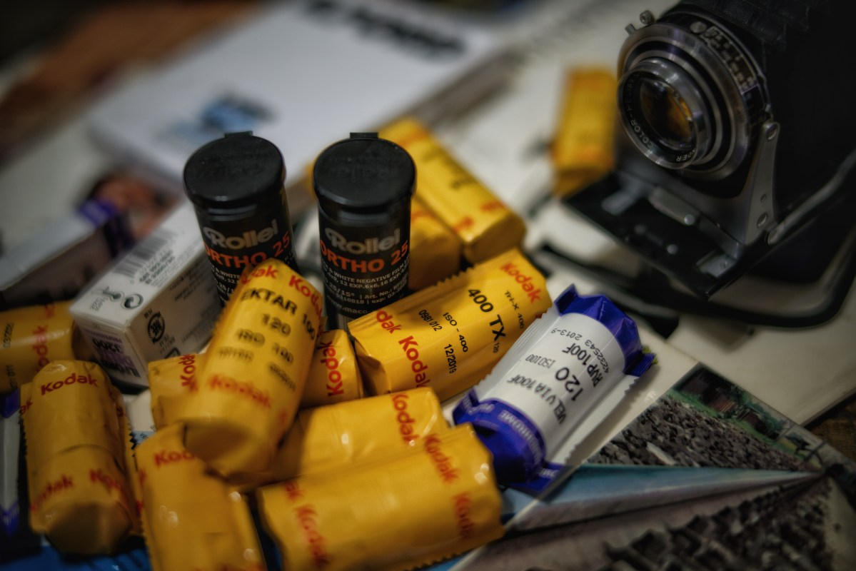 Crop Factors of Medium and Large Format Cameras