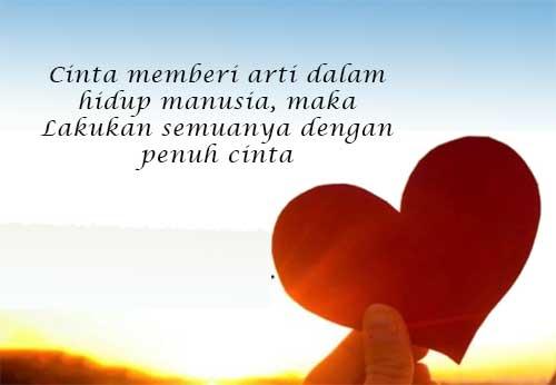 Cinta Adalah Kebenaran Terindah