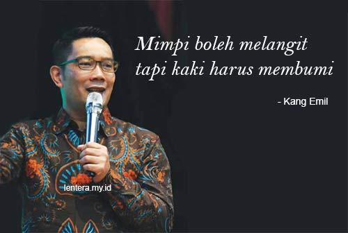 Kata-kata Bijak Kang Emil