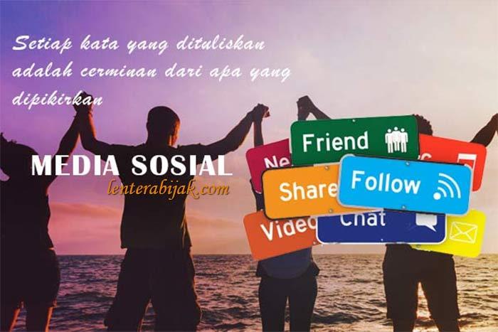 Katakata Bijak Untuk Pengguna Media Sosial  Lentera Bijak