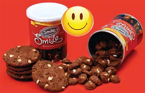 Senyum Manis Si Brownies Cookies