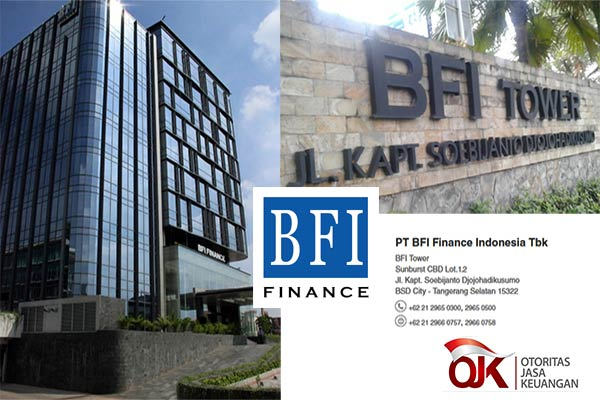 Kantor Pusat BFI Finance Indonesia