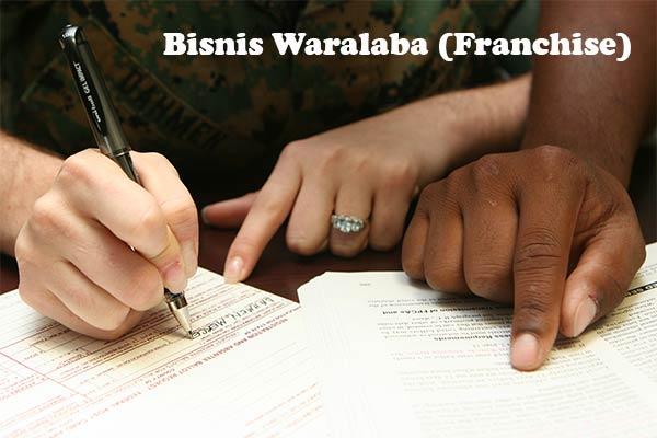 Pengertian Bisnis Waralaba (Franchise)