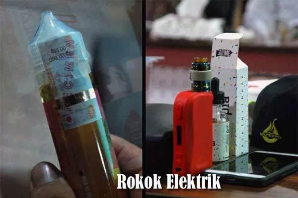 Bisnis Rokok Elektrik Vape di Indonesia
