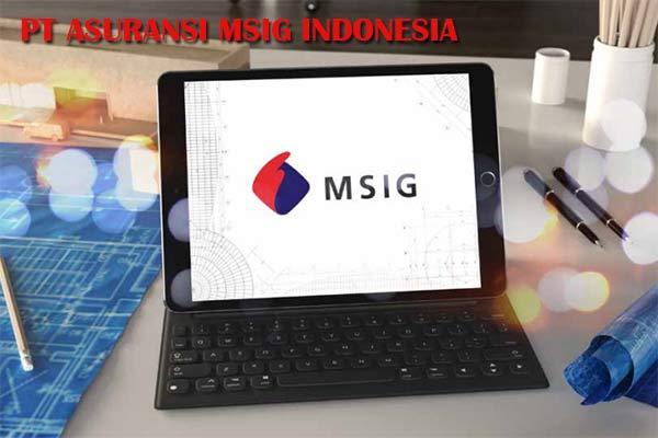 Profil Perusahaan PT Asuransi MSIG Indonesia