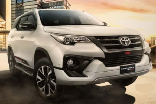 Desain Eksterior dan Interior Toyota Fortuner 2019