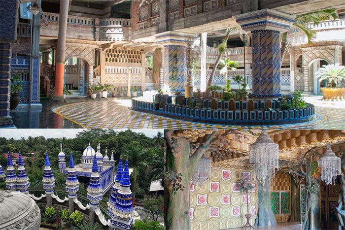 Masjid Tiban Pondok Pesantren Salafiyah Bihaaru Bahri 'Asali Fadlaailir Rahmah