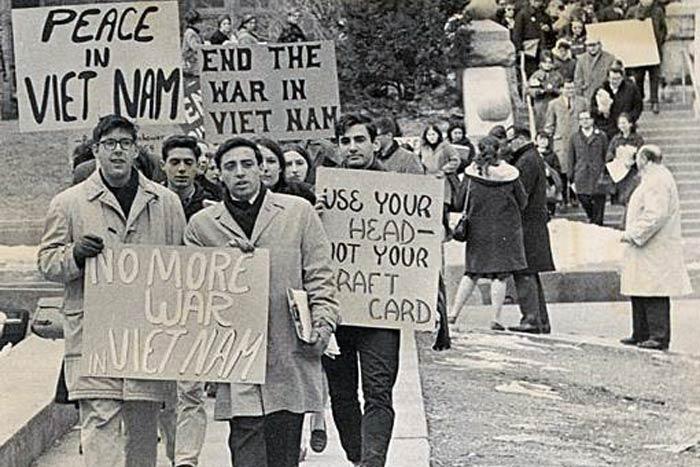 protes perang vietnam