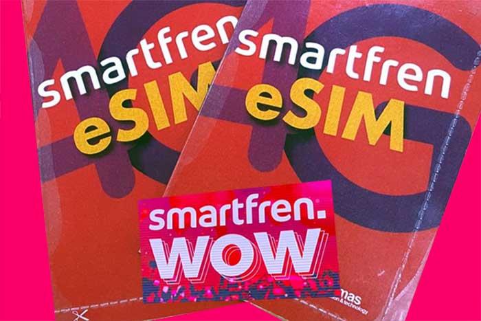 smartfren eSIM