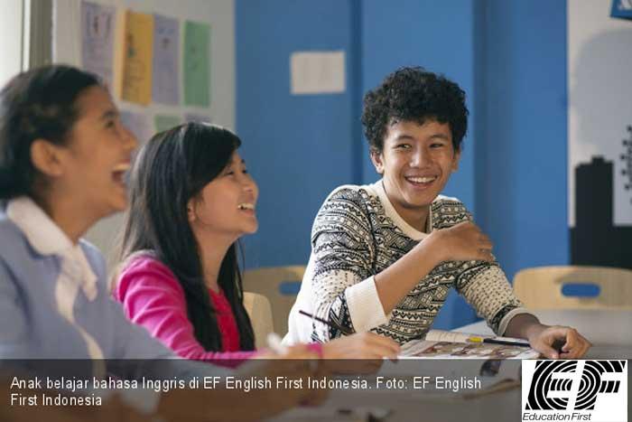 EF Kursus Bahasa Inggris