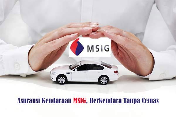 Daftar Bengkel Rekanan Asuransi MSIG Jakarta