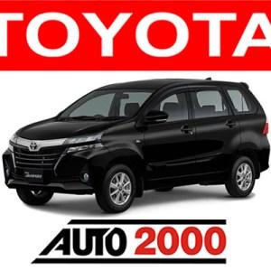 Avanza Terbaru dari Toyota Indonesia
