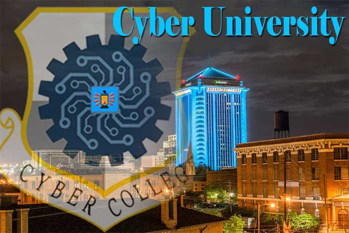 pengembangan cyber university