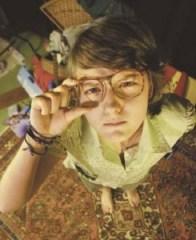 Óculos retrô: Mallu Magalhães
