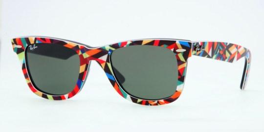 Óculos Ray-Ban: Rare Print