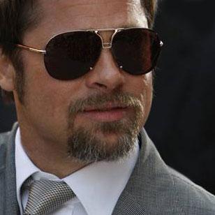 Bastardos Inglórios – Óculos – Brad Pitt – Tom Ford Pablo