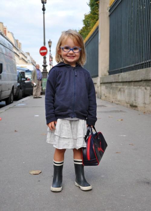 Menina com estilo