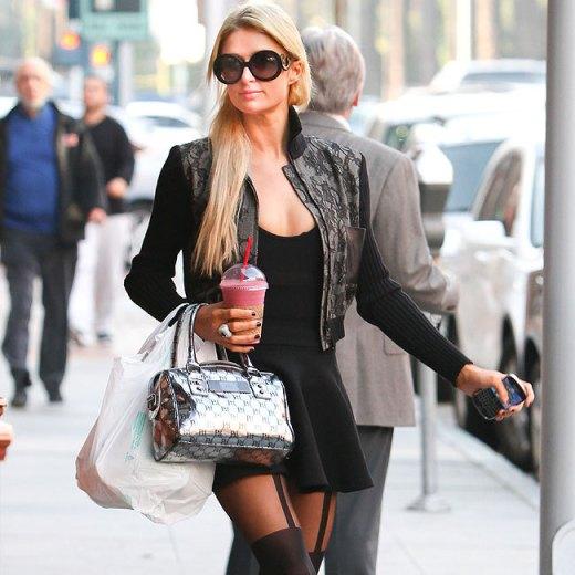 Paris Hilton Óculos de Sol Prada