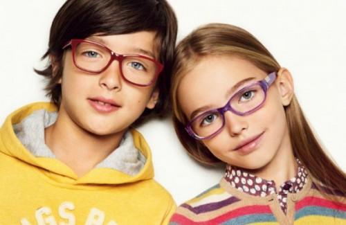 c5e52c356 10 modelos de armação de óculos infantil | Lentes e Óculos Viallure