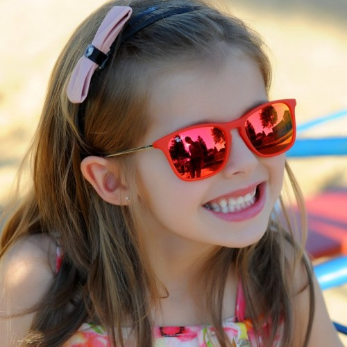 8dba30985 5 modelos de óculos de grau infantil Ray-Ban