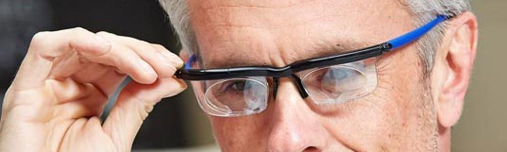 09498821d Conheça os óculos Adlens com grau ajustável