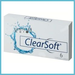 clearsoft contact lenses